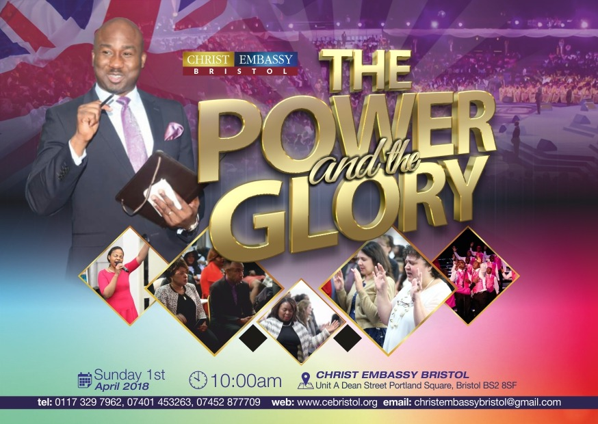 The Power The Glory 1